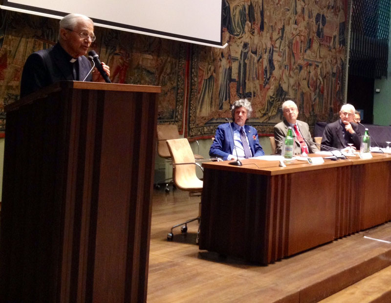 Convegno su Giulio Alberoni e Agostino Casaroli