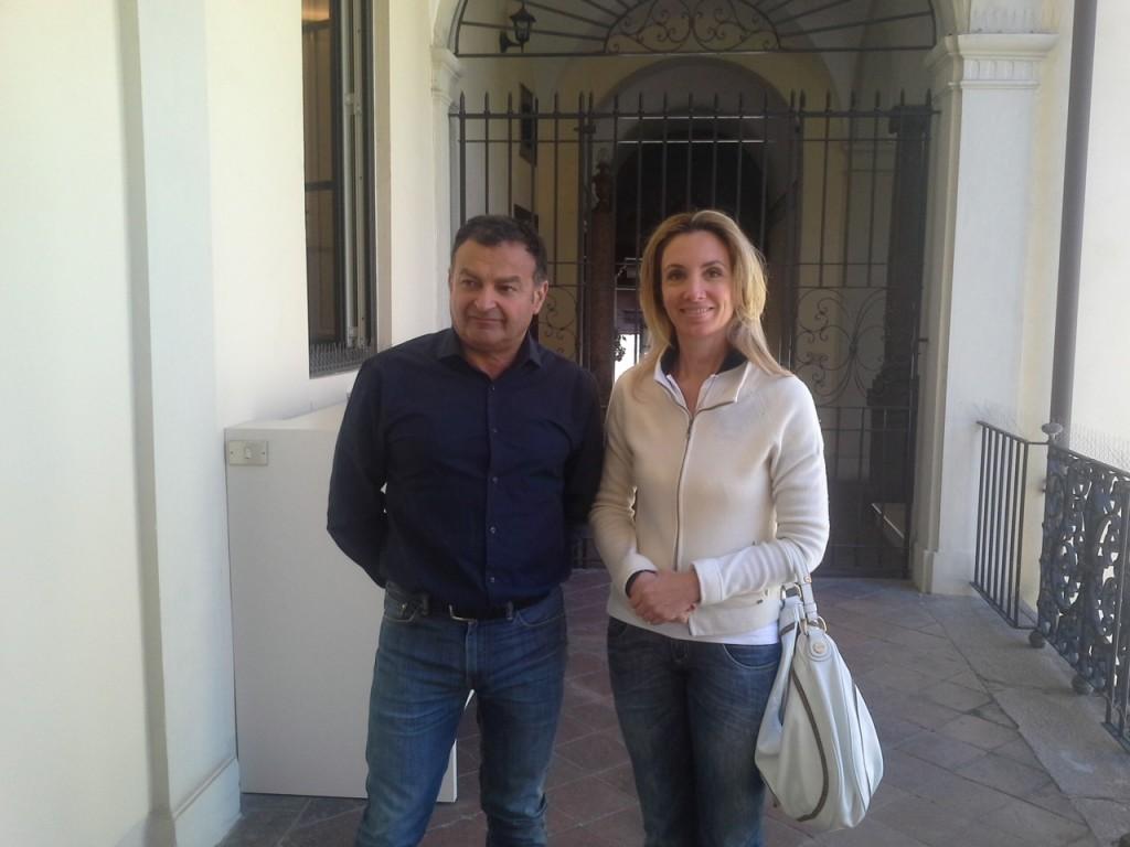 Oral cancer day - Salvatore Mazzara e Sara Cardinali