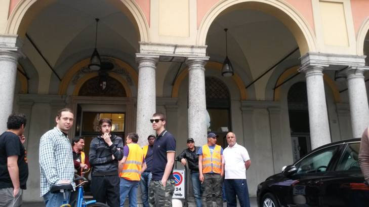 Dipendenti Coop San Martino
