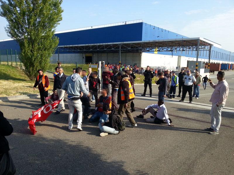 Protesta Ikea