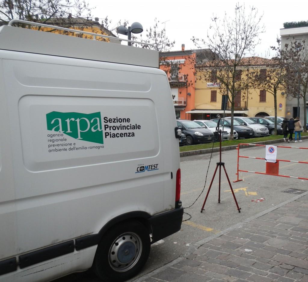 Arpa, unità mobile