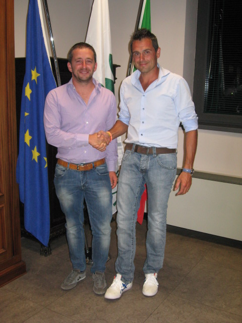 Elezioni anga - Luca Segalini e Matteo Cattivelli