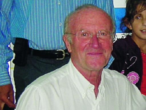 il professor Giovanni Calza