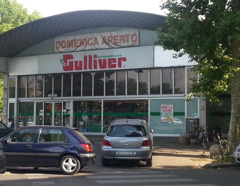 Gulliver viale Sant'Ambrogio
