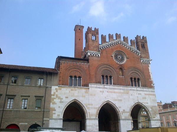 Palazzo Gotico - Antenna