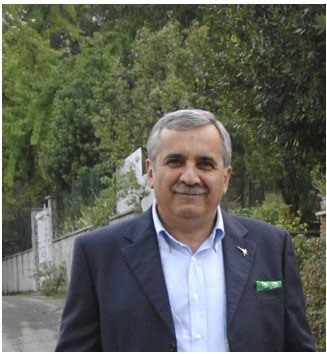 Lega Nord candidato Pietro Pisani frontini