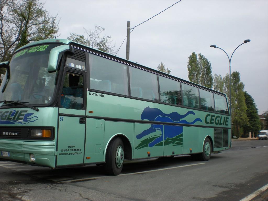 autobus ceglie