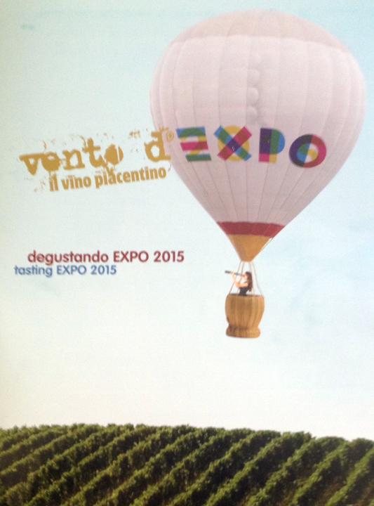 """""""Vento d'Expo"""" sui vini piacentini, in arrivo compratori internazionali"""