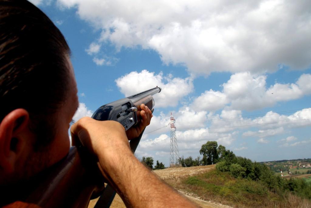 Fucile da caccia - archivio