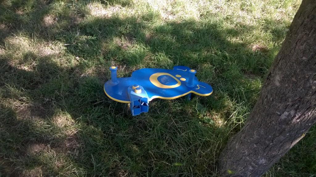 campogiochi - vandalismi