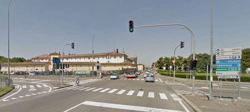 semafori incrocio via Anselma via Emilia-800
