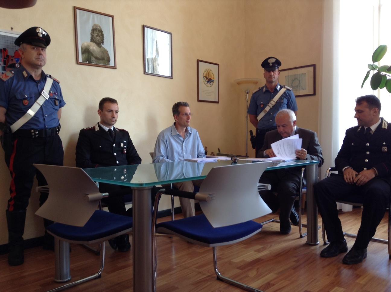 Rapine ad anziani e furti: sgominata una banda nel Piacentino