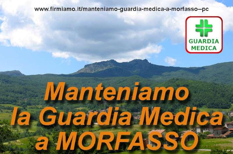 Comitato difesa guardia medica Morfasso