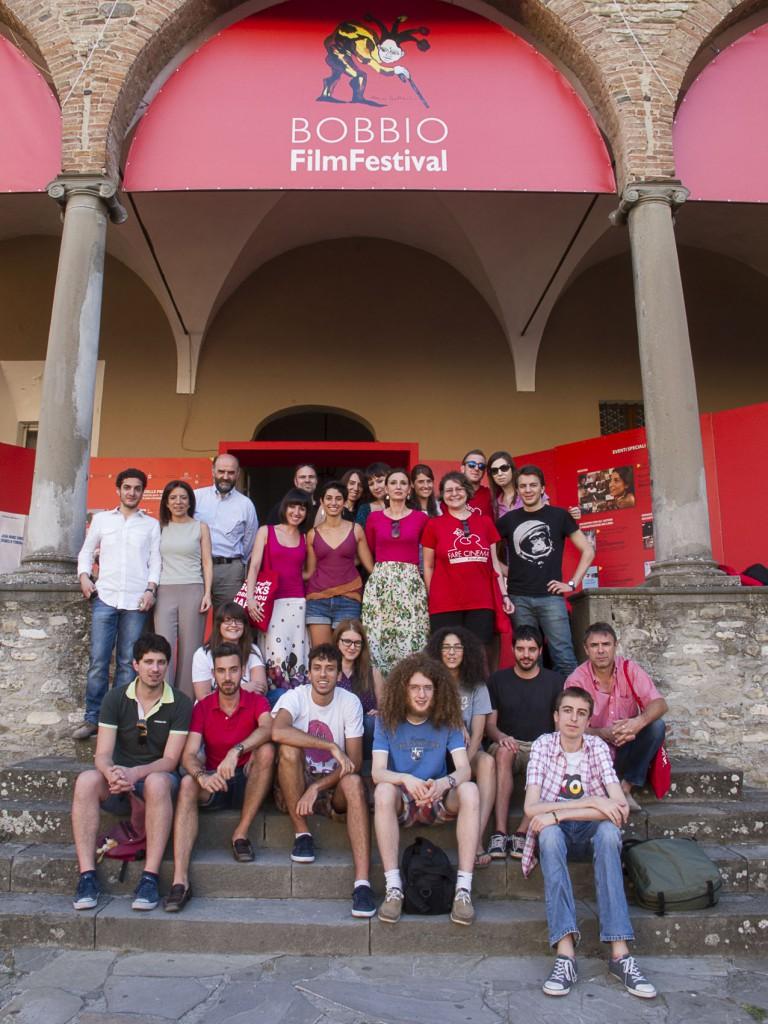 Filmfestival Bobbio - Corso di critica