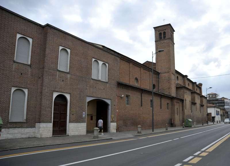 Convento frati Cappuccini sullo Stradone Farnese