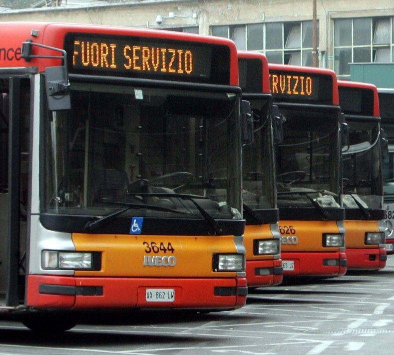 sciopero bus e pullman