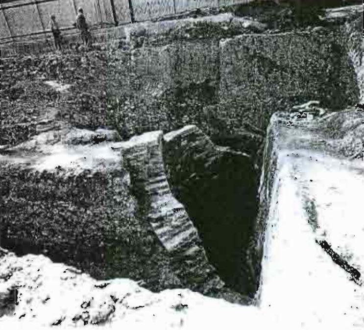 ex palazzo Enel - resti anfiteatro