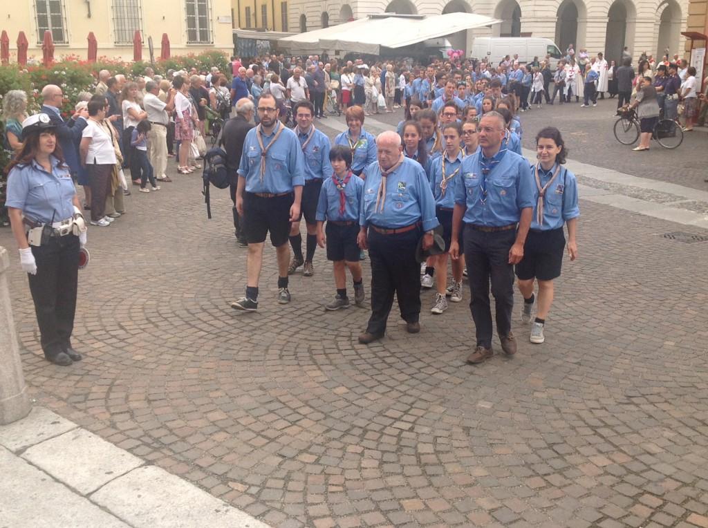 Festa di Sant'Atnonino - cerimonia