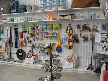 Negozio accessori animali ladri in un negozio per animali for Arredamenti per acquari