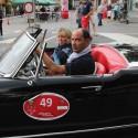 Auto d'epoca, alla Bobbio-Penice trionfa l'Alfa Spider 1600