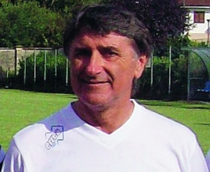 Camillo Orsi, allenatore della Valtidone, matricola di Prima Categoria
