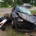 Sarmato: uomo in scooter grave dopo lo scontro con un'auto