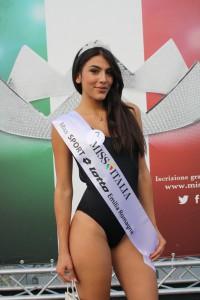 ok Giulia salemi miss lotto sport emilia romagna