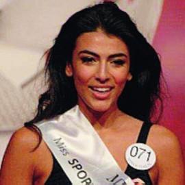 Miss Italia, Giulia Salemi alla finalissima del 14 settembre