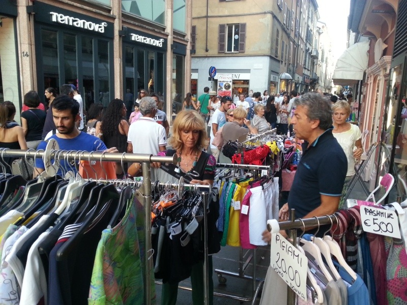 Shopping mania, lo Sbaracco torna a Piacenza domenica 10 marzo