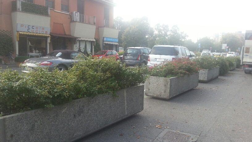 parcheggio via XXI aprile