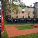 Giuramento a Grazzano Visconti per 180 nuovi poliziotti formati a Piacenza