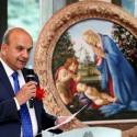 """""""Denaro e bellezza"""", Tondo di Botticelli in Giappone. Dosi: """"Orgoglio piacentino"""""""