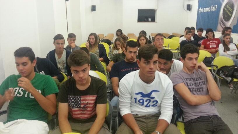 Liceo Respighi e Anpas, ricerca e soccorso (3)
