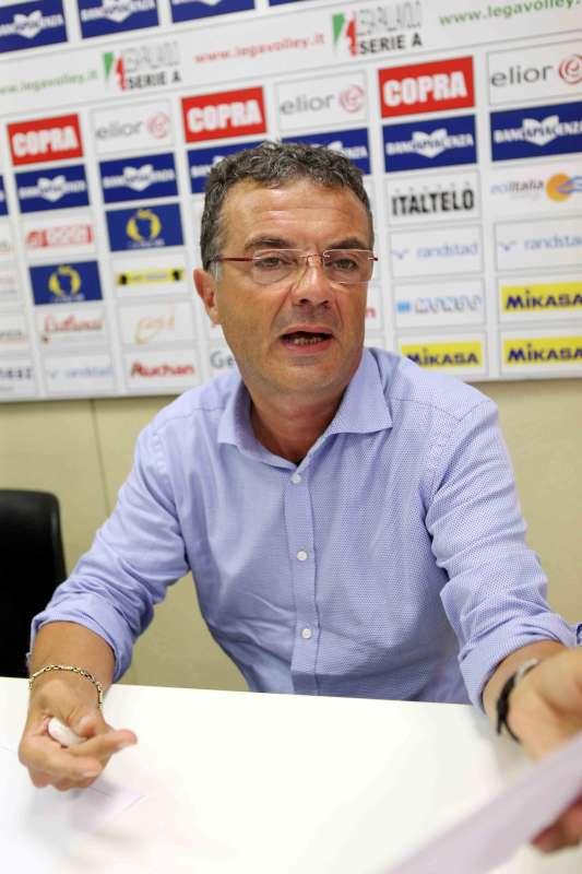 Presentazione Copra Ardelia Volley - Guido Molinaroli-800