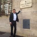 Primo giorno come direttore nazionale del Demanio per Roberto Reggi