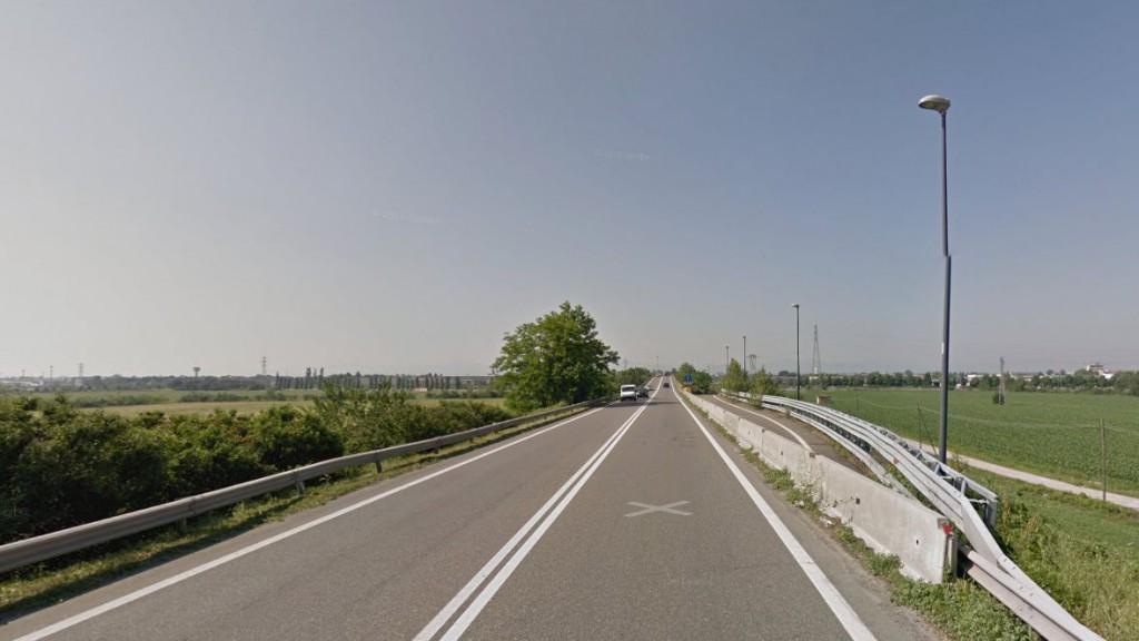 bretella autostrada - polo logistico