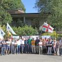 """Lega: """"No ai profughi a Pontedellolio"""". I residenti annunciano lo sciopero fiscale"""