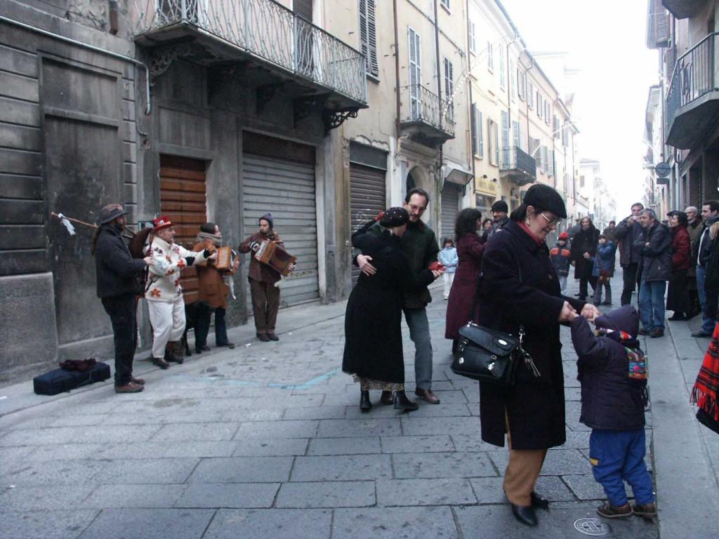 musica in via roma