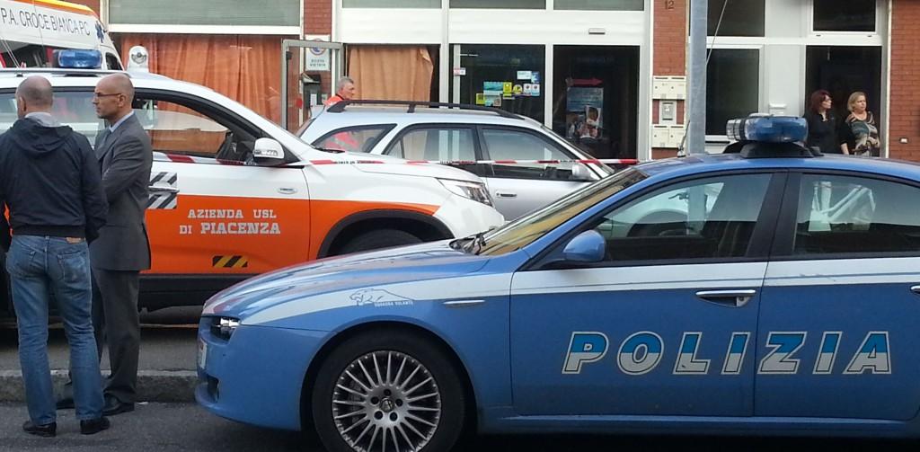 Omicidio al ristorante cinese Sushi Wok in via Passerini