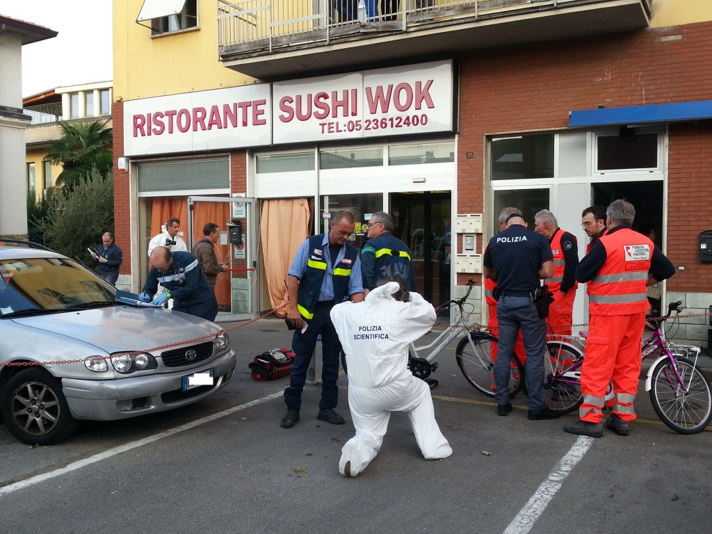 Omicidio in via Passerini