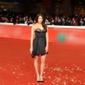 Giulia Salemi sul red carpet del Festival del Cinema di Roma