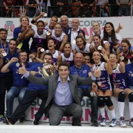 Nordmeccanica Rebecchi sa solo vincere. Seconda Supercoppa!