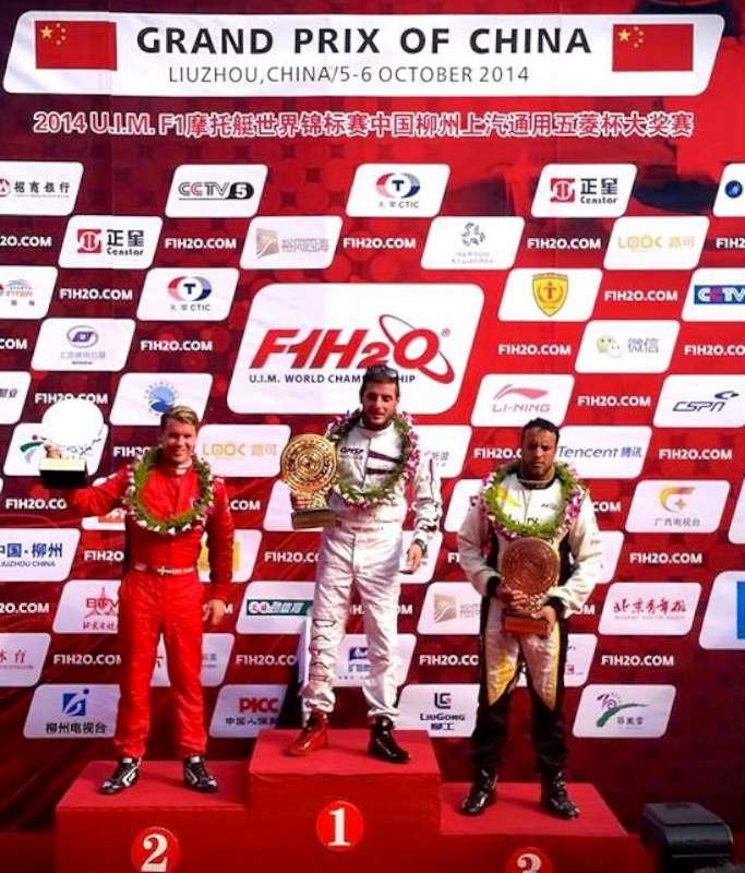 Alex Carella vincitore in Cina-800