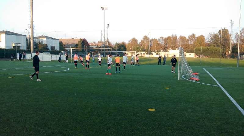 Alla Besurica baby calciatori guidati dai tecnici della Juve (2)-800