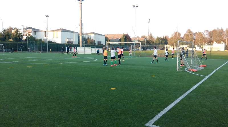 Alla Besurica baby calciatori guidati dai tecnici della Juve (3)-800