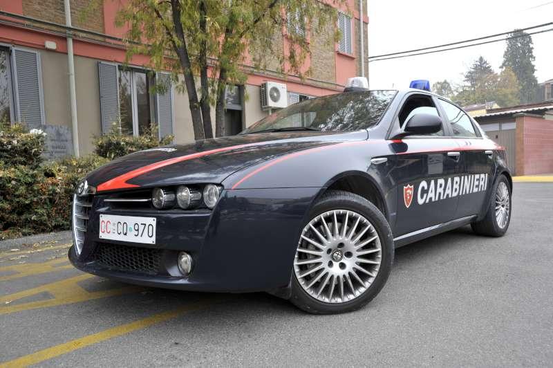 Carabinieri eroi a Bobbio: abbattono la porta e salvano la vita ad un'anziana signora