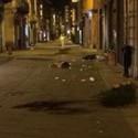 Vandali sul Corso, commercianti esasperati. IL VIDEO