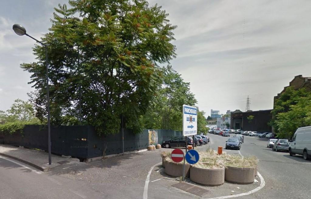 Parcheggio Borgofaxhall
