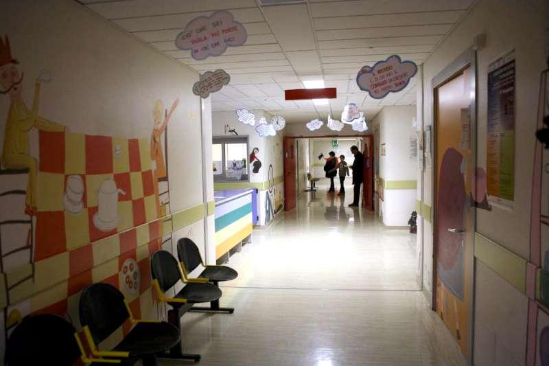 Pediatria, ospedale di Piacenza-800
