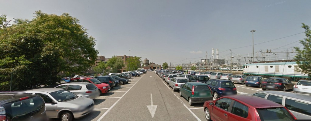Parcheggio della stazione